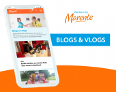 Marente blogs & vlogs