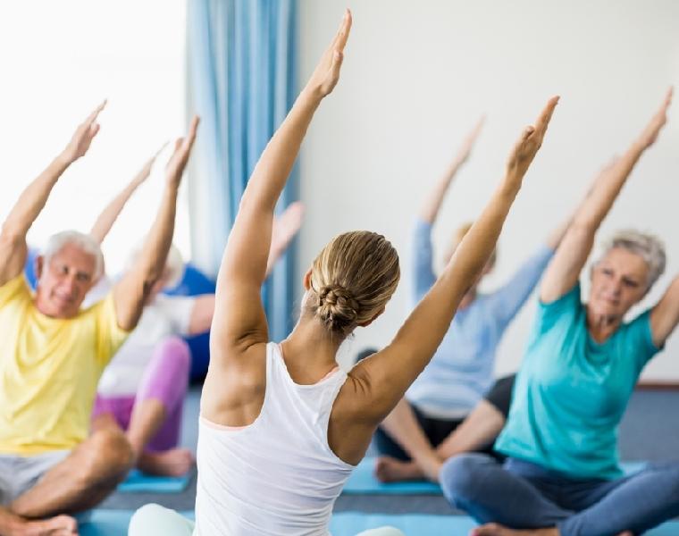 Yoga 50+