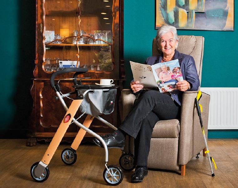 vegro 50 jaar Vegro mobiliteitspakket   Marente vegro 50 jaar