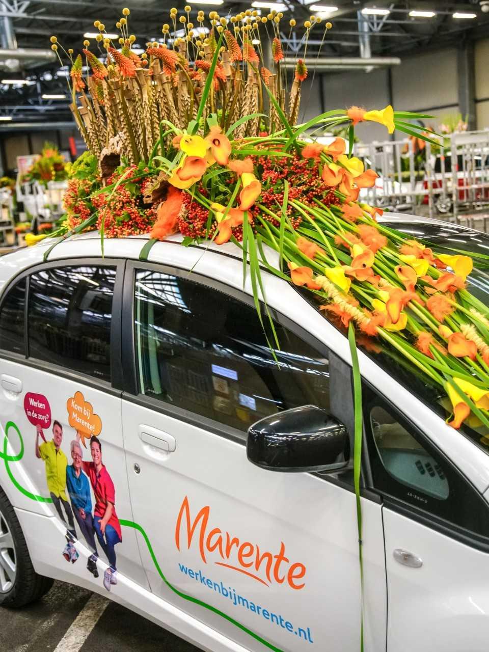 74ste Flower Parade Rijnsburg - Marente